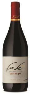 יין אדום יבש של סגל 2012