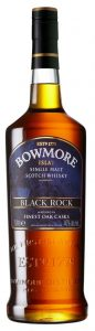 BLACK ROCK BOWMORE - בקבוק