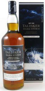TALISKER DARK STORM - בקבוק