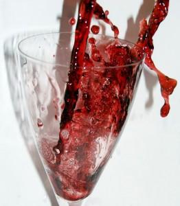כוס יין - אווירה - צילום פרי אימג