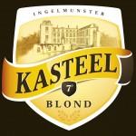 בירה קסטיל בלונד - תווית