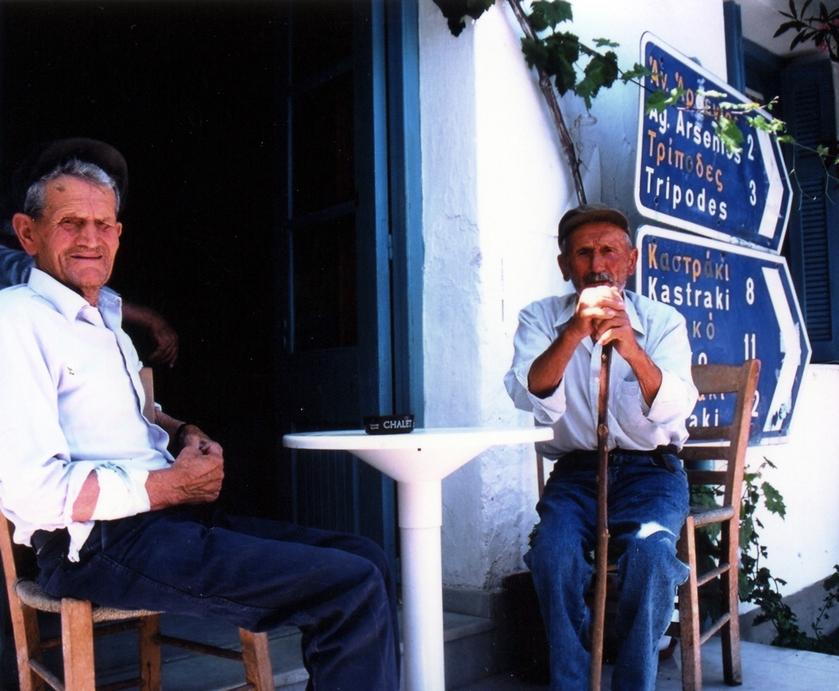 """יוון מול ישראל - למרבה השמחה כולם רלוונטיים ולכולם יש מקום ושוק...(צילומים: יח""""צ, toomas järvet.freeimages.com)"""