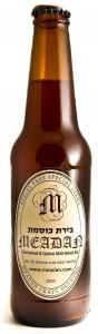 מידן בירה כוסמת - בקבוק