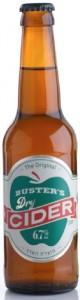 סיידר באסטרס - בקבוק