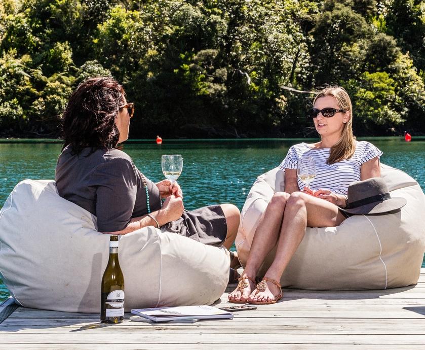 """סוביניון בלאן - היין הזה לא מבאס אותי מצד אחד, ועדיין נשאר ניו זילנדי באופיו ולא יקר מדי לכיס, מצד שני... (צילום: יח""""צ)"""