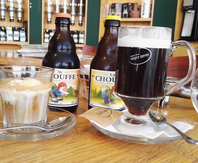 פולי קפה וגרעיני שעורה מזן מסוים ומאזורי גידול שונים תמיד יציגו פרופיל טעם שונה... (צילומים: גלית ג'ראפי-דבירי)