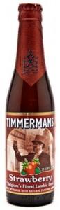 בירה טימרמנס תות - בקבוק