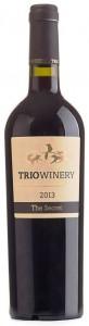 טריו סיקרט אדום 2013 - בקבוק
