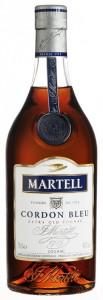 קוניאק מרטל קורדון בלו - בקבוק