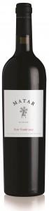 מטר, פטי ורדו 2012 - בקבוק