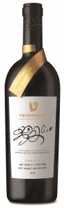 טפרברג Legacy פטי ורדו 2012 – בקבוק