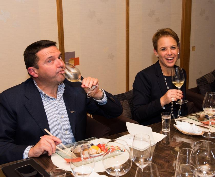 """כ-70% מתוך 900 אלף דולר ייצוא של יין ישראלי לשוק של יפן, מגיע מיקב רמת-הגולן... (צילום: טל חוטינר, יח""""צ)"""