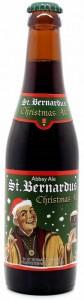 בירה סן ברנרדוס כריסמס אייל - בקבוק