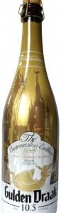 בירה גולדן דראק - בקבוק