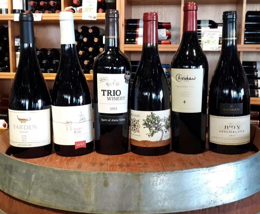 """דרך היין. גם עבור מי שרואה בשתיית יין עניין יומיומי שלא אמור להיות משהו אקסקלוסיבי (צילומים: יח""""צ)"""