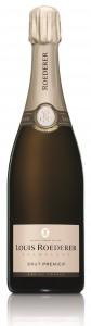 שמפניה רודרר ברוט פרמייר - בקבוק