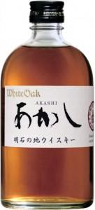 וויסקי יפני אקאשי וייט אוק - בקבוק