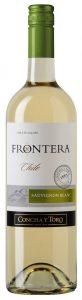 קונצ'ה אי טורו פרונטרה סוביניון בלאן 2015 - בקבוק