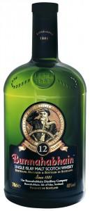 וויסקי בונהאבן - בקבוק
