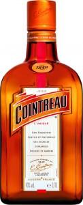 קוואנטרו - בקבוק
