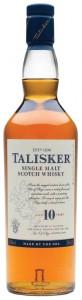 וויסקי טליסקר 10 - בקבוק
