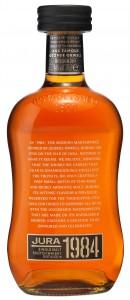 וויסקי ג'ורה 1984 - בקבוק