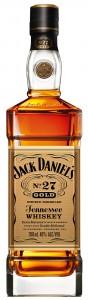 ג'ק דניאלס 27 - בקבוק - עותק