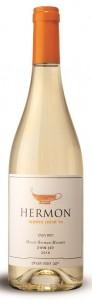 רמת הגולן הר חרמון מוסקטו 2014 - בקבוק