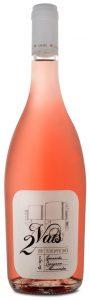 כרמל, 2 Vats, רוזה 2015 - בקבוק