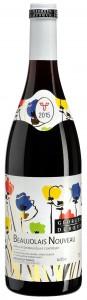 בוז'ולה 2015 - בקבוק