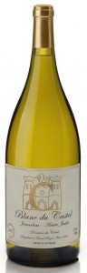 קסטל C,Blanc du Castel 2012  (1.5 ליטר) - בקבוק מגנום