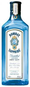 ג'ין בומביי ספייר - בקבוק