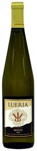 לוריא, לבן 2014 -  בקבוק